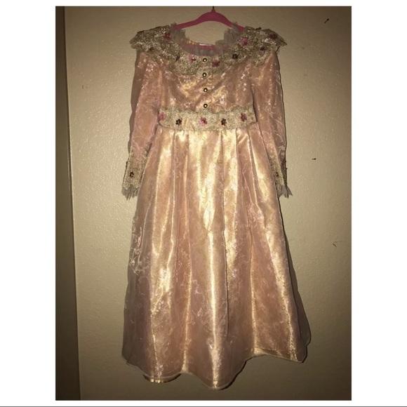 Disney Maleficent Aurora Sleeping Dress Costume